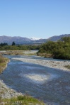 Rangitata River vom Highway